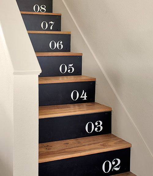 100 ideas de decoraci n y trucos decoraci n blog for Escaleras de madera decoracion ikea