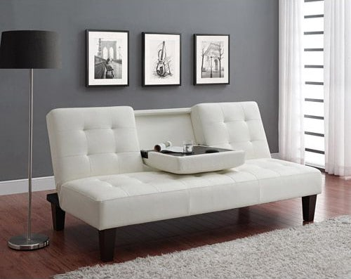 20 sof s y sillones modernos y cl sicos decoraci n blog for Futon de 2 plazas