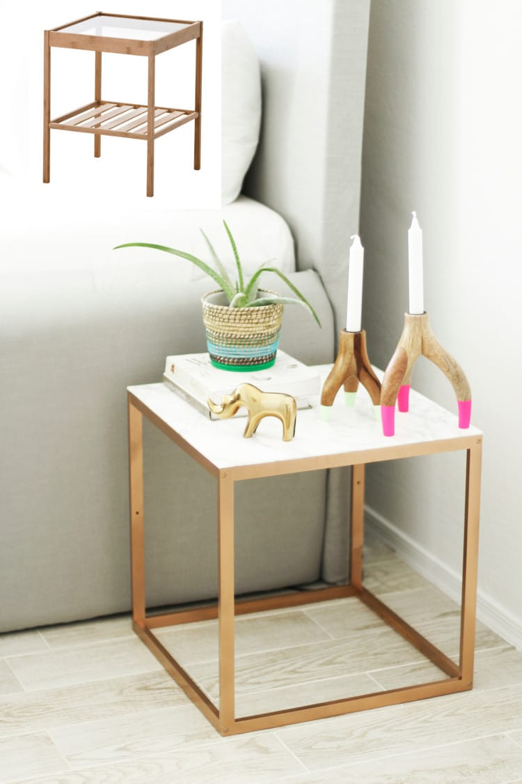 Ikea hack ideas de decoraci n decoraci n blog - Pasacables mesa ikea ...