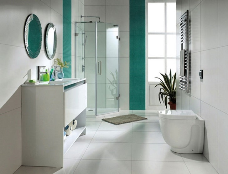 Cuartos de ba os con ducha modernos decoraci n blog for Bathroom ideas uk 2015